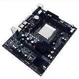 Roful Placas Base Ultra-durables generación Motherboard Computadora de Escritorio Placa Principal Motherboard A780 esktop Placa Base DDR2 Suppo
