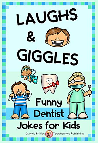 Dentist Jokes for Kids (Themed Joke Books Book 9) (English Edition)