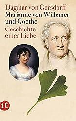 Marianne von Willemer und Goethe: Geschichte einer Liebe (insel taschenbuch)