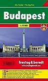 Budapest, Stadtplan 1:10.000, City Pocket + The Big Five, wasserfest, Freytag Berndt Stadtpläne