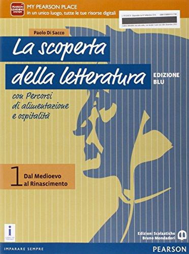 Letteratura professionali. Per la Scuola media. Con e-book. Con espansione online: 1