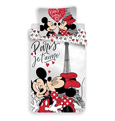 ie und Micky Maus Paris, 100% Baumwolle ()