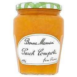 Bonne Maman Peach Compote 600g