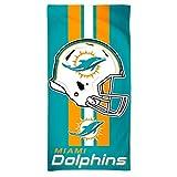 McArthur NFL Strandtuch 150x75 cm Miami Dolphins