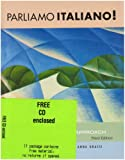 Parliamo Italiano!: With Audio And Interactive Cd-rom