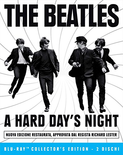 Beatles - A Hard Day's Night (CE) (2 Blu-Ray) [Italia] [Blu-ray]