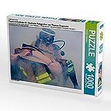 Ein Motiv aus Dem Kalender Feuerwehrkalender II – Erotische Fotografien von Thomas Siepmann 1000 Teile Puzzle Quer
