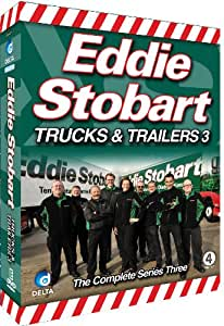 Eddie Stobart Trucks And Trailers - The Complete Series 3 [DVD]