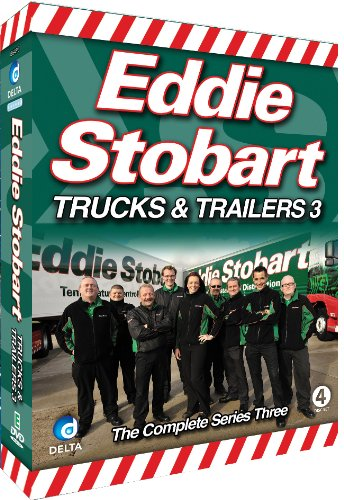 Eddie Stobart Trucks And Trailers – The Complete Series 3 [DVD] [UK Import]