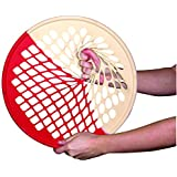 "Power Web Combo - 14"" Tan / Red- Pack Of 1 Pcs"