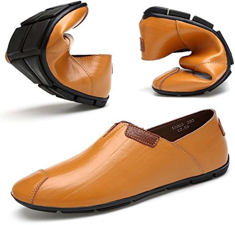 Yajie-shoes, 2018 Mocasines Zapatos para Hombre Plantilla de diseño Suave y Respirable para Hombre Diseño de Mocasines...