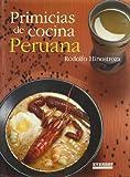 Primicias de cocina peruana