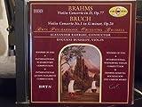 Bruch/Brahms: Violin Concertos