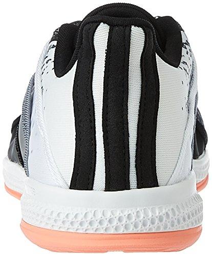adidas - Gymbreaker Bounce, Scarpe sportive Donna Rosso (Brisol / Negbas / Grigio)