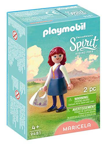 Spirit- Maricela, Playmobil 9481