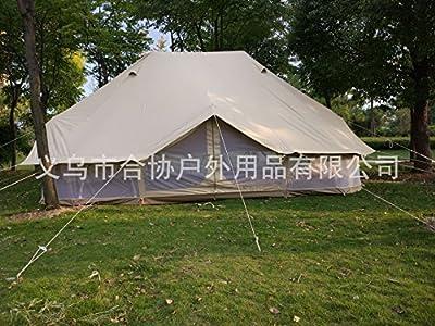 Gouqin Fashion Portable Cotton Waterproof Flame Retardant Anti-Mildew, Widen The Intensity Of Existing Tent
