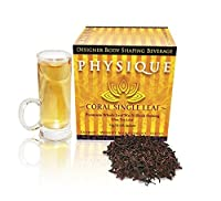 Oolong Tea for Weight Loss - Wu-Yi Rock Oolong Tea - Coral by Physique Tea - 15 Multi-Use Sachets