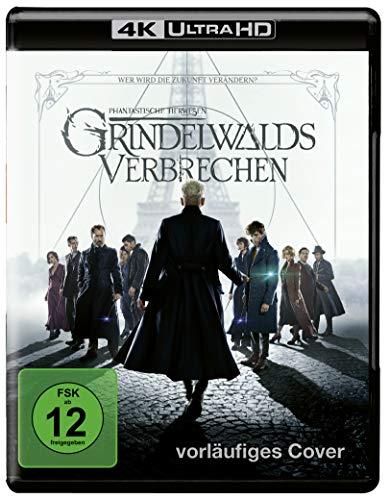 Phantastische Tierwesen: Grindelwalds Verbrechen (4K Ultra HD) [Blu-ray]