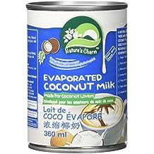Encanto de la naturaleza - Leche de coco evaporada - 12.2 la Florida. onza.