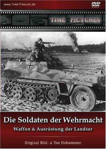 Die Soldaten der Wehrmacht - Waffen & Ausrüstung der Landser - Original Bild- & Ton Dokumente Poster Der Fifa