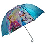 Trade Mark Collections TMFROZ005007 Frozen PVC Dome Disney Children\'s Character Umbrella