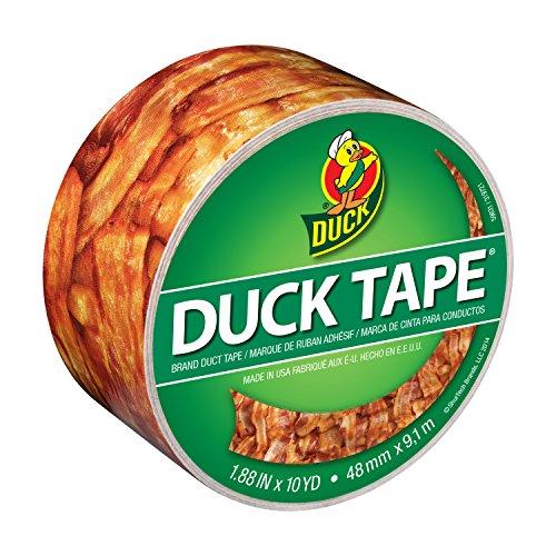 shurtech-gemustert-duck-tape-188-inch-x-10yd-crispy-speck-andere-mehrfarbig