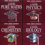 A Level Maths, Physics, Chemistry & B...