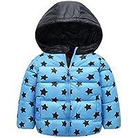 Cappotto Piumino di inverno cappotto Piumino Giacca per Ragazzi Ragazze