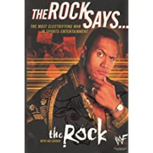 The Rock Says: The Most Electrifying Man in Sports-Entertainment