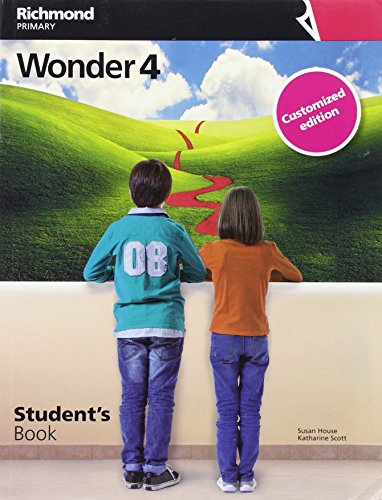 WONDER 4 STUDENT'S CUSTOMIZED - 9788466823166