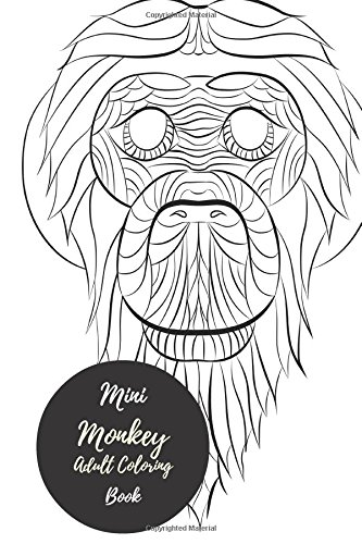 mini-monkey-adult-coloring-book-travel-to-go-small-portable-stress-relieving-relaxing-coloring-book-