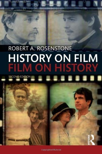 History on Film/Film on History (History: Concepts,Theories and Practice) by Robert A. Rosenstone (2012-03-22)