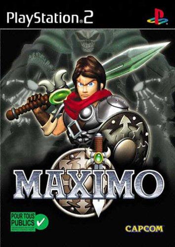 Maximo (Französisch) (2-maximo Playstation)