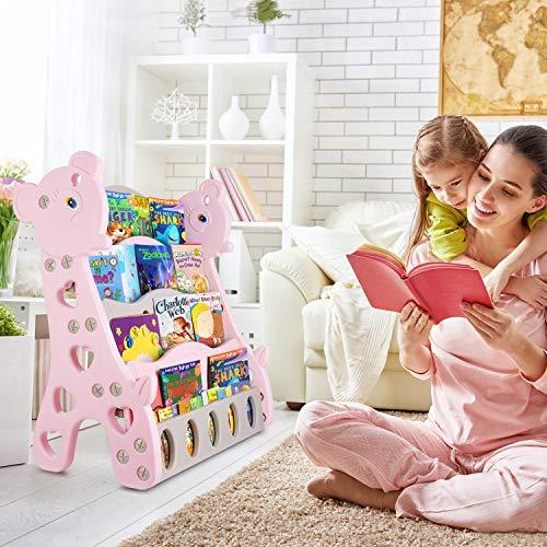 Bamny Kinder Bücherregal | Bücherregal Kinder