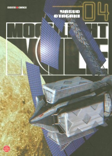 Moonlight Mile Edition simple Tome 4