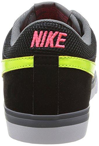Nike 631461 076 Wmns Match Supreme Ltr Damen Sportschuhe - Running Mehrfarbig (BLACK/VOLT-COOL GREY-HYPR PNCH)