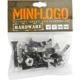 """Mini-Logo Skateboard Hardware 1"""" inch"""