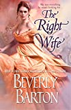 The Right Wife by Beverly Barton front cover