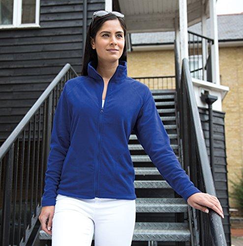 "Result Micron Veste Polaire Tailles Disponibles Jusque 53"" Poitrine Royal"