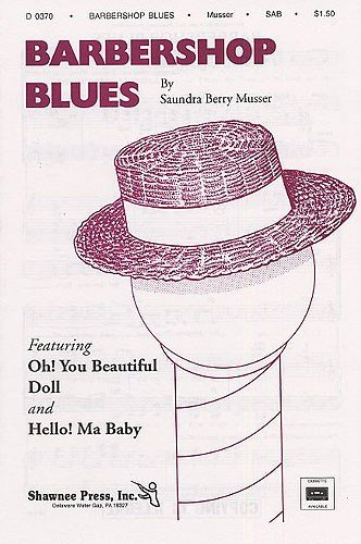 Free Saundra Berry Musser: Barbershop Blues (SAB