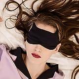 Cute Animal Sleep Eye Maske, aimell Sexy Fox Katze doppelseitigem Glatte Echter Seide Eye Schatten mit verstellbarem Riemen