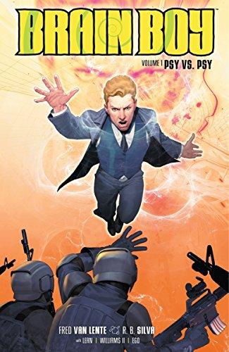 Brain Boy Volume 1: Psy vs. Psy