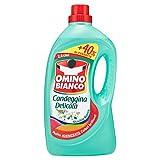 Omino Bianco Candeggina Delicata, Muschio - 2600 ml
