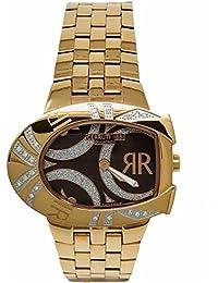 Cerruti 1881Diamond Lady reloj 32x 28mm bisel Oro Rosa, Diamantes, Swiss Made