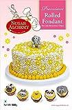 Sugar Alchemy Fondant/Sugar Paste-500g,White.(9 Colors,3 Sizes,Rs.100-300)