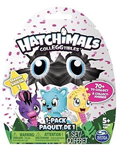 Preisvergleich Produktbild Hatchimals Colleggtibles Serie 1 Blinde Geheimnis Taschen Brandneu