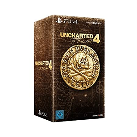 Uncharted 4: A Thief's End - Libertalia Collector's Edition [Importación Alemana]
