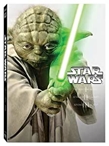 Star Wars Prequel Trilogy (Cofanetto 3 Dvd)