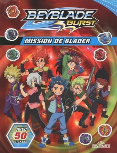 Beyblade - Mission de blader