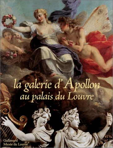 La Galerie d'Apollon au palais du Louvre